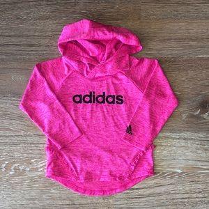 Toddler girls adidas shirt